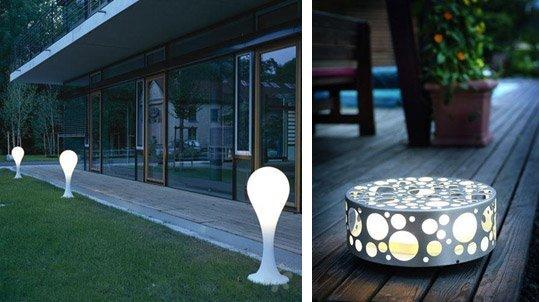dekorative gartenbeleuchtung glas pendelleuchte modern. Black Bedroom Furniture Sets. Home Design Ideas