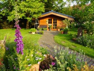 Gartenhaus Einrichtung