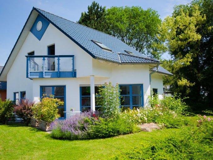 Garten am Haus anlegen