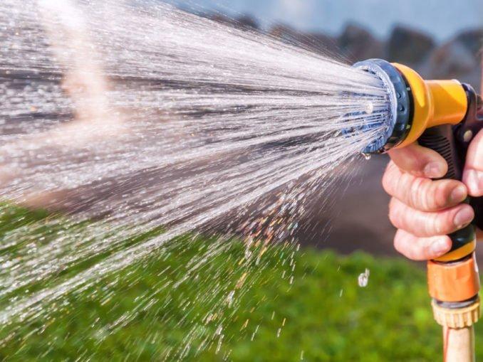 Wassernutzung Garten