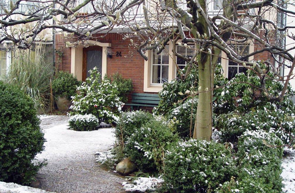 gartengeh lze im winter so sch tzen sie sie vor frost und wintersonne. Black Bedroom Furniture Sets. Home Design Ideas