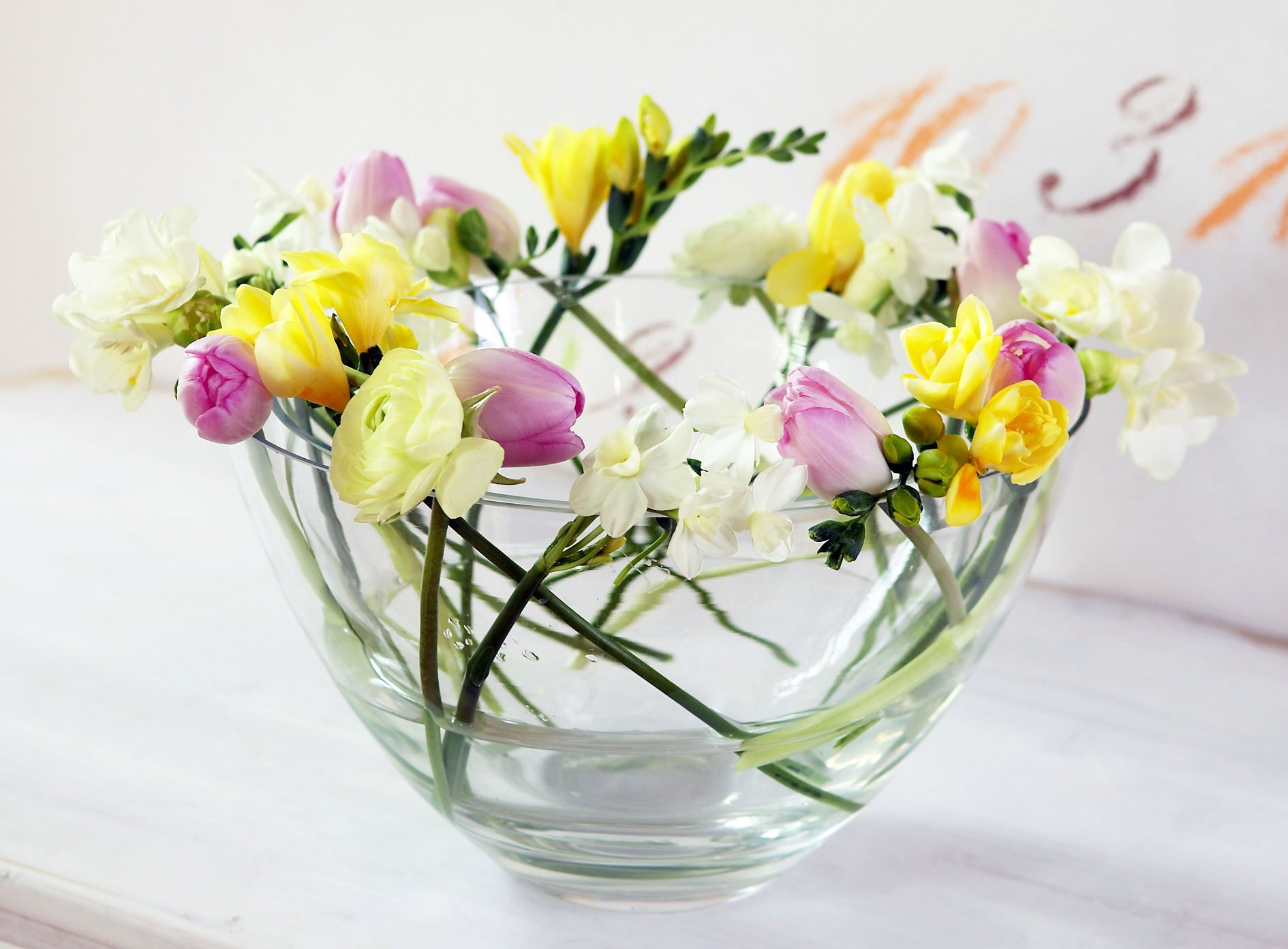 Tulpen Arrangement
