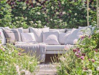 Gartenmöbel für die Grüne Oase