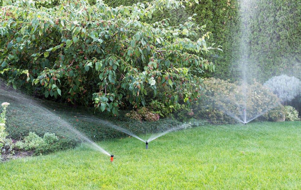 Smart Gardening Bewässerung